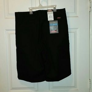 Black Shorts Dickies size 34 with 13 inch inseam